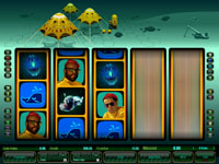 Play the Atlantis Video Slot Now!