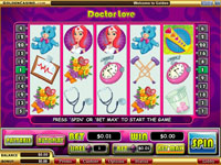 Doctor Love at Golden Casino