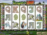Dragons Loot Video Slot at All Slots Casino