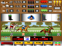 Play the Horse Racing Slot Now!