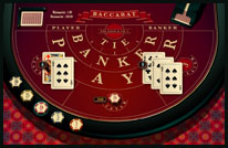 Play Our Free Online Baccarat Now!