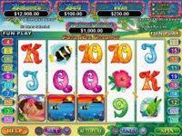 Play Video Slots at Cherry Red Casino