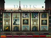 Play the Paris Video Slot Now!