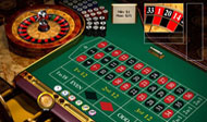 Play Online Roulette at Golden Palace Casino!