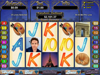 Slots Game at Rushmore Casino