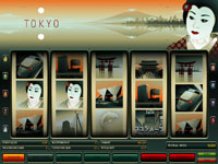Play the Tokyo Video Slot Now!
