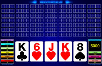 Play Deuces Wild Video Poker Now!